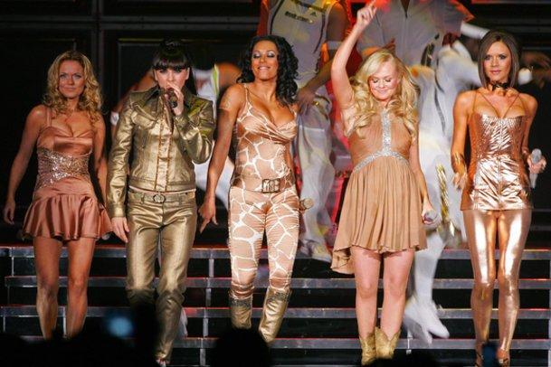 Spice Girls zu busy für die Queen?