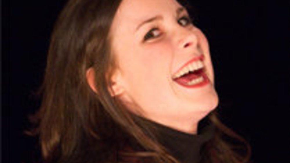 Lena Meyer-Landrut auf der Couch bei Thomas Gottschalk