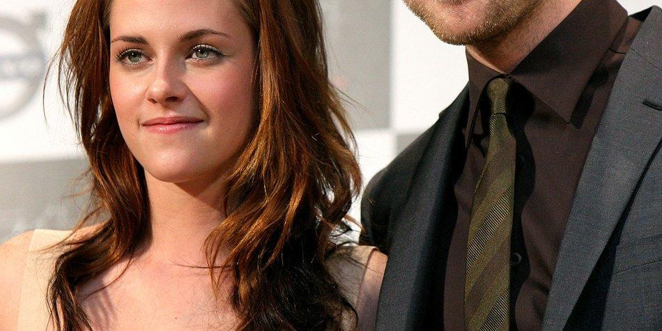 Robert Pattinson und Kristen Stewart machen eine Paartherapie