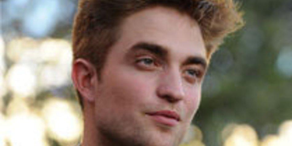 Robert Pattinson: Keine Lust zu warten
