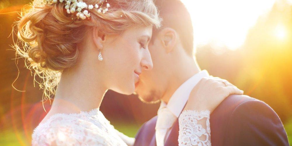 Brautfrisuren seitlich