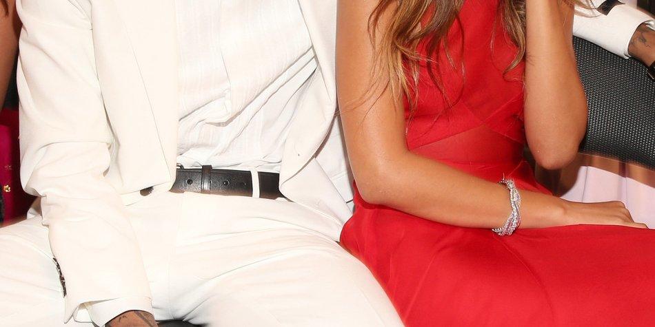Rihanna und Chris Brown: Der Junggesellenabschied wird wild