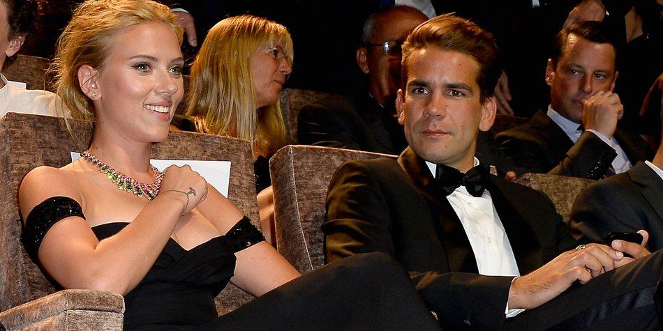 Scarlett Johansson hat sich verlobt