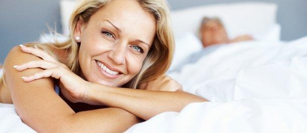 Besser schlafen als Frau