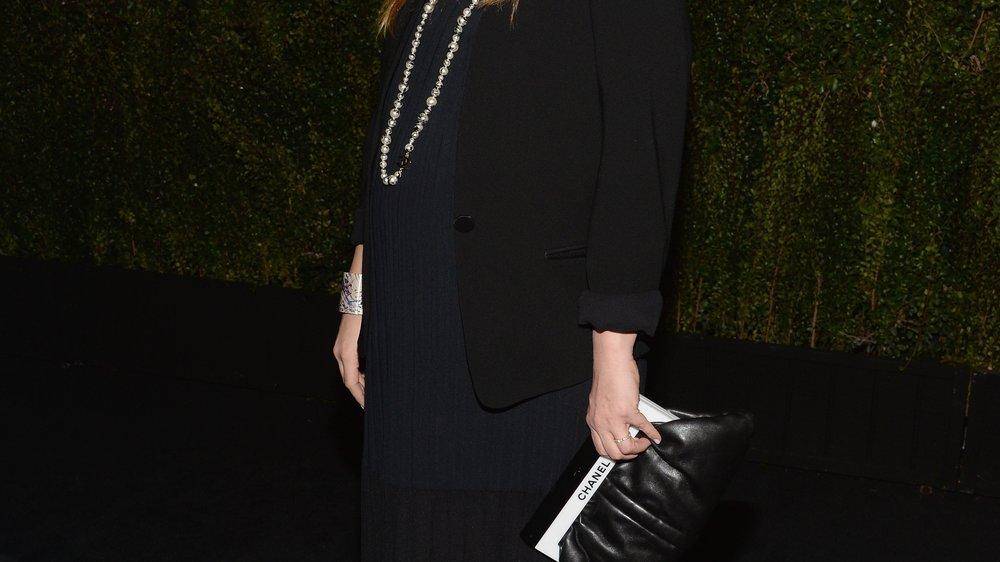 Drew Barrymore trauert um ihre Halbschwester