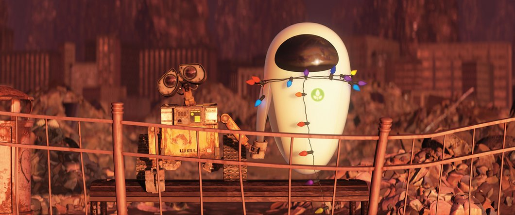 Anthropomorphismus: Wall-E