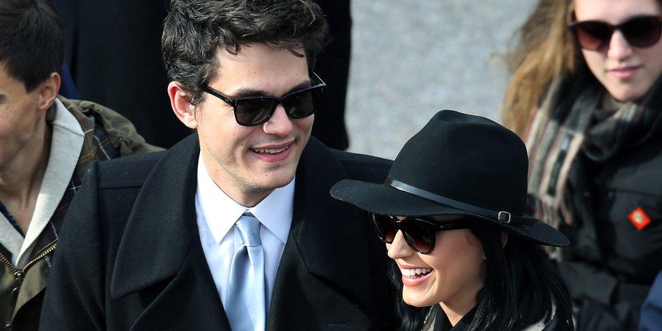 Katy Perry und John Mayer: Ein Herz und eine Seele!