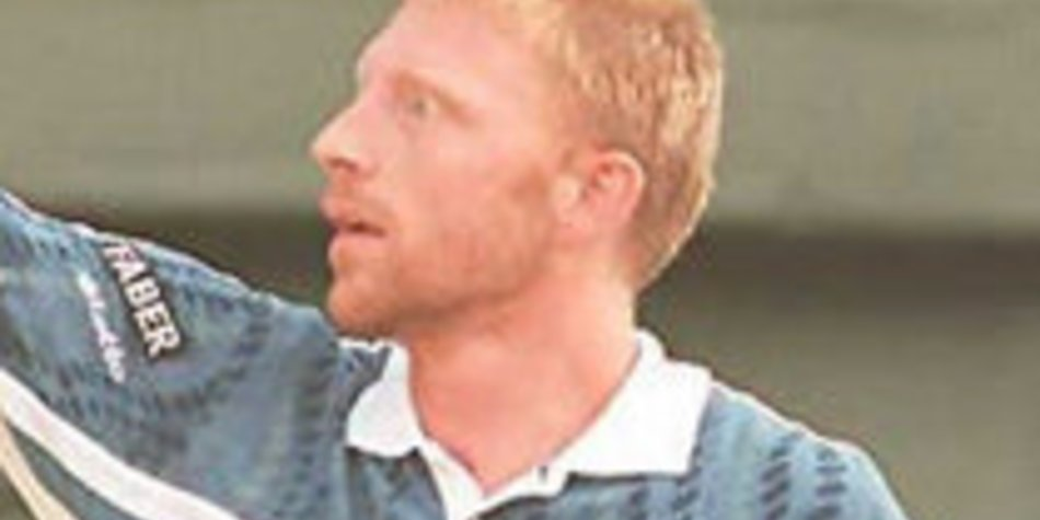 Boris Becker und Andre Agassi: Erzfeinde