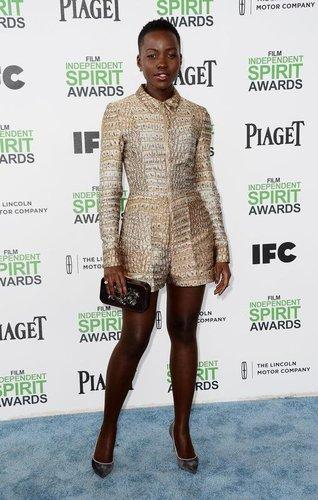 Lupita Nyong'o hat Spaß am Herumexperimentieren