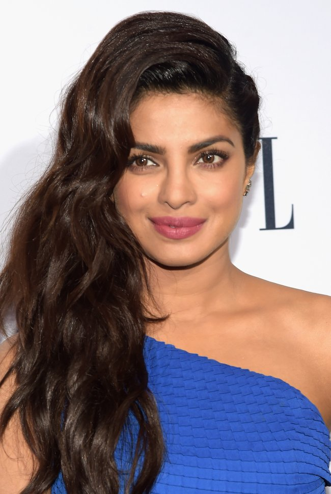 WEST HOLLYWOOD, CA - JANUARY 20: Actress Priyanka Chopra attends ELLE's 6th Annual Women In Television Dinner at Sunset Tower Hotel on January 20, 2016 in West Hollywood, California. (Photo by Jason Kempin/Getty Images)