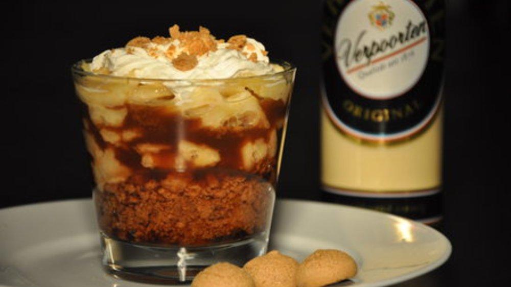 VERPOORTEN ORIGINAL Eierlikör Dessert Winterapfel