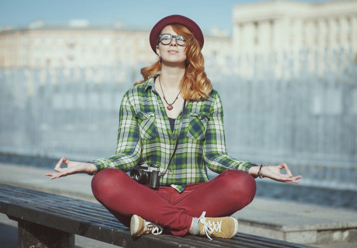 Wie meditiert man in 10 Minuten