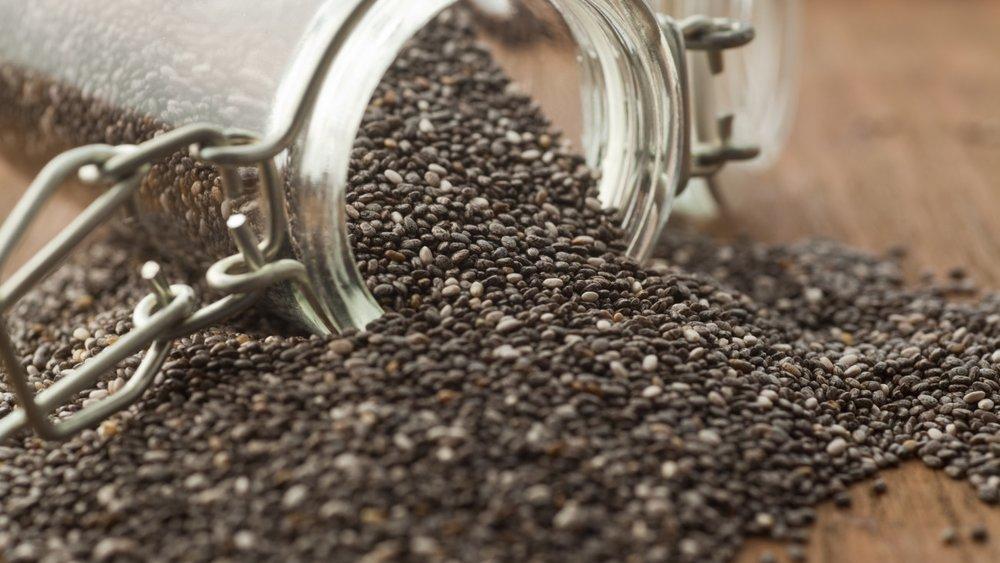 Abnehmen mit Chia-Samen