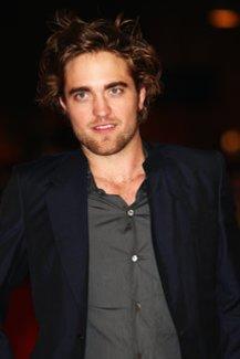 Robert Pattinson bei einem Event