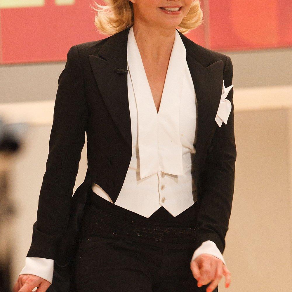 Annette Frier als Anwältin im TV