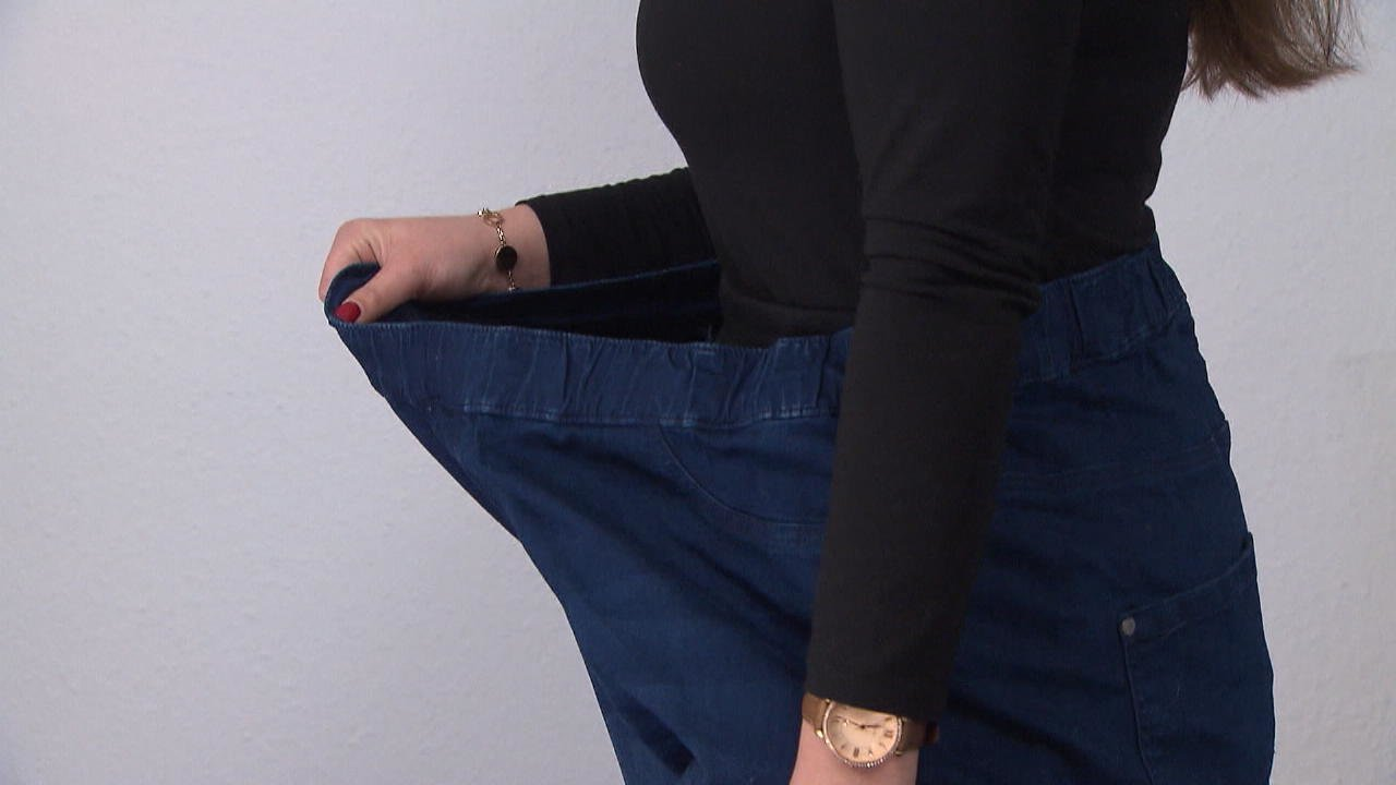 66 Kilo abgenommen