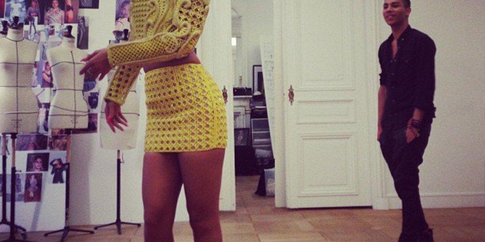 Rihanna: Ist sie die neue Muse von Olivier Rousteing?