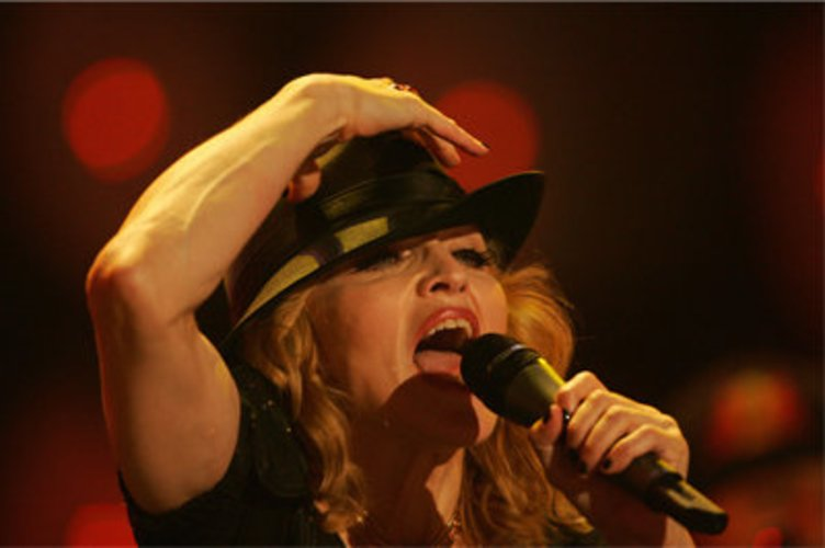Madonna-Star