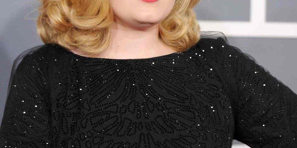 Adele widerspricht Gerüchten