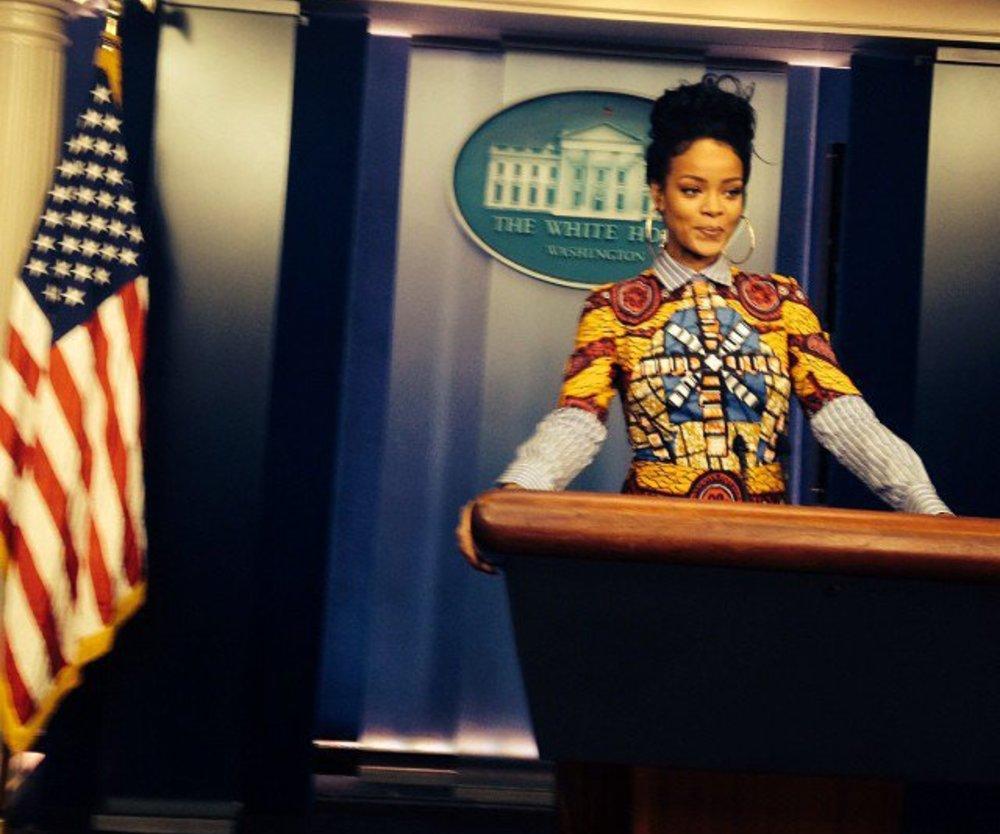 """Rihanna liebt """"Scandal"""""""
