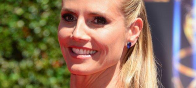 Nimmt Heidi Klum bald eine kalte Dusche?
