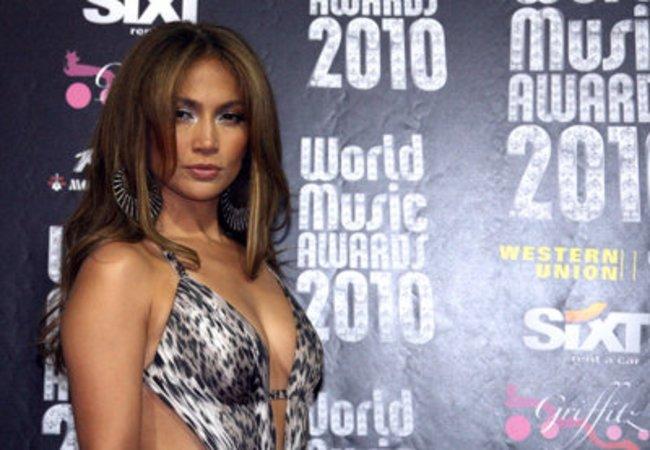 Jennifer Lopez: Ain't it funny-Sängerin