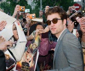 Robert Pattinson in Barcelona