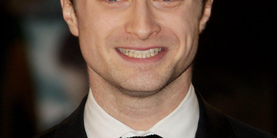 Daniel Radcliffe zieht sich aus