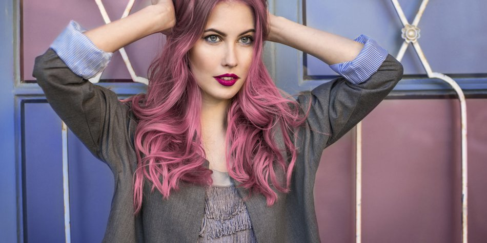 Wie oft Haare färben