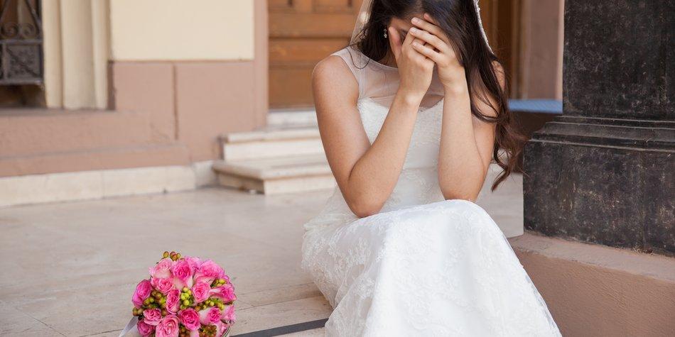 Betrogener Bräutigam rächt sich an seiner untreuen Frau - auf der eigenen Hochzeit