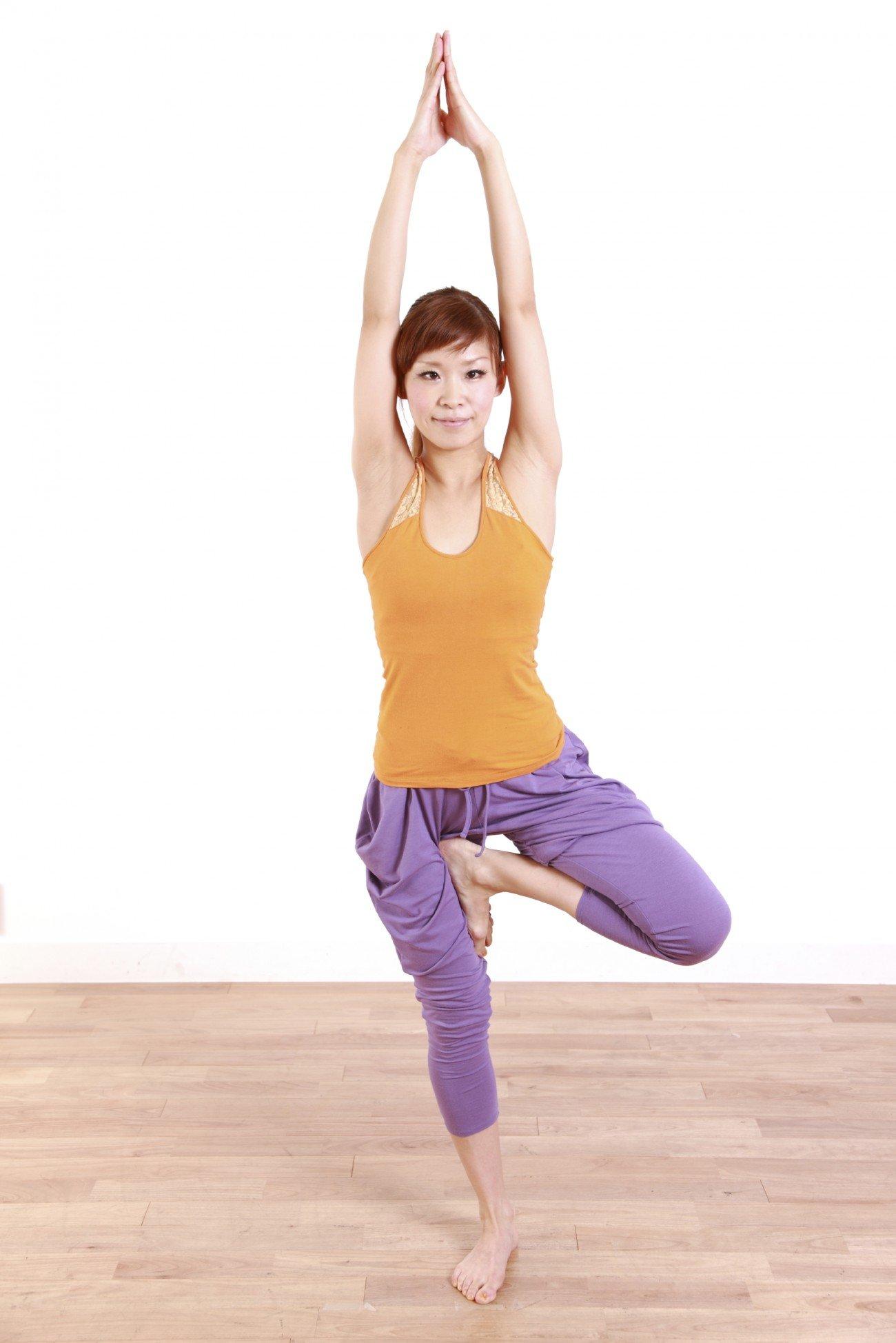 der baum yoga
