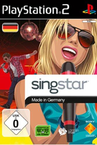 Singstar für Playstation 2