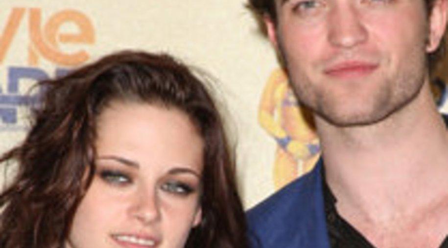 Robert Pattinson: Liaison mit Kristen Stewart?