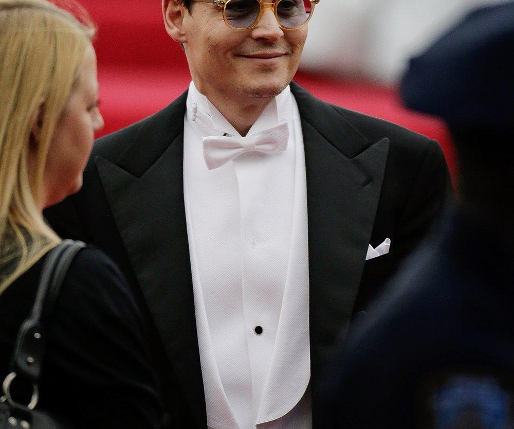 Johnny Depp gibt nichts auf Kritik