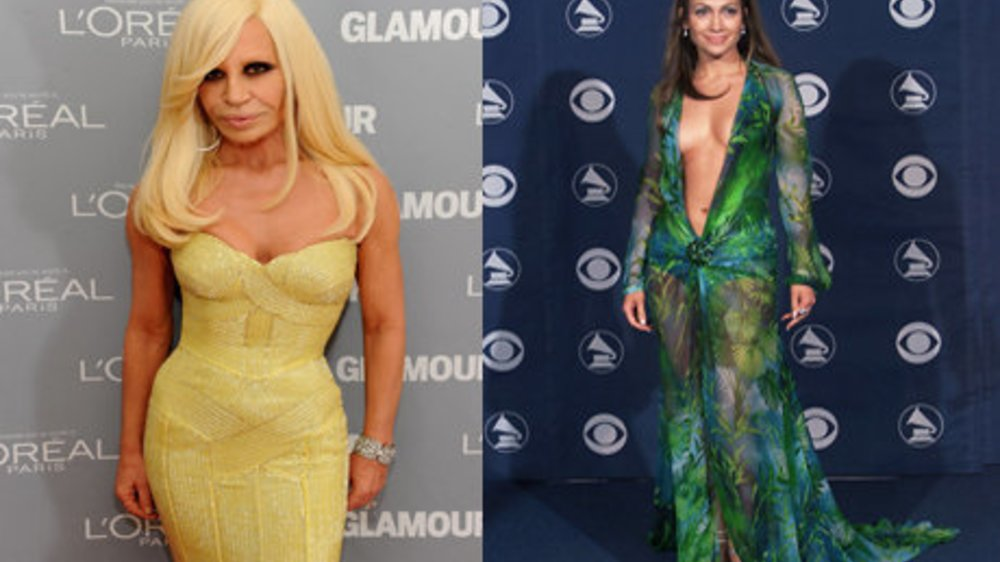 Donatella Versace: Sex sells