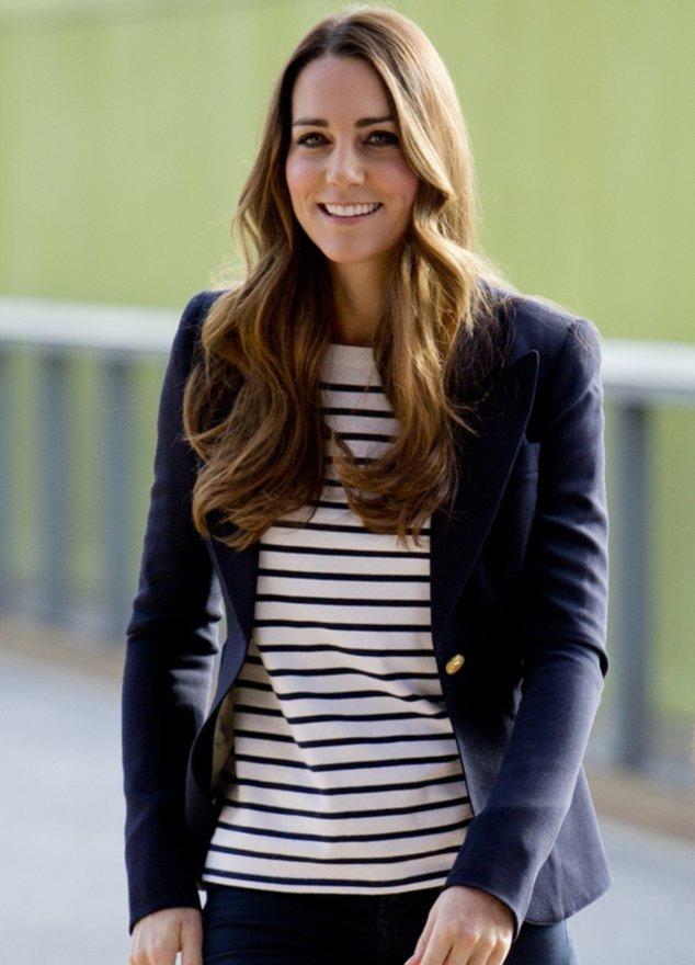 Kate Middleton auf einem Event