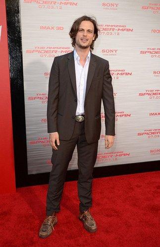 Criminal Minds-Darsteller Matthew Gray Gubler.