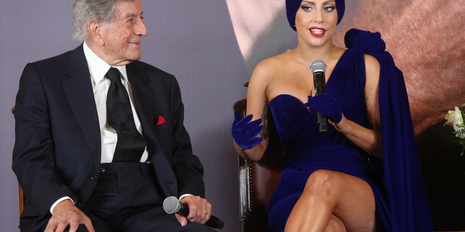 Lady Gaga: Tony Benett rettete ihr das Leben