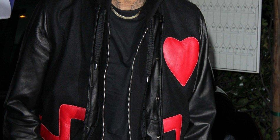 Chris Brown: Wegen Drogenkonsum in den Knast?