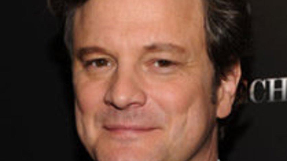 Colin Firth: Krank am Set!