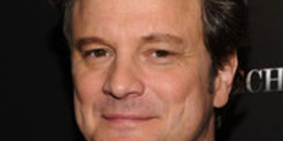 Colin Firth: Krank am Set!