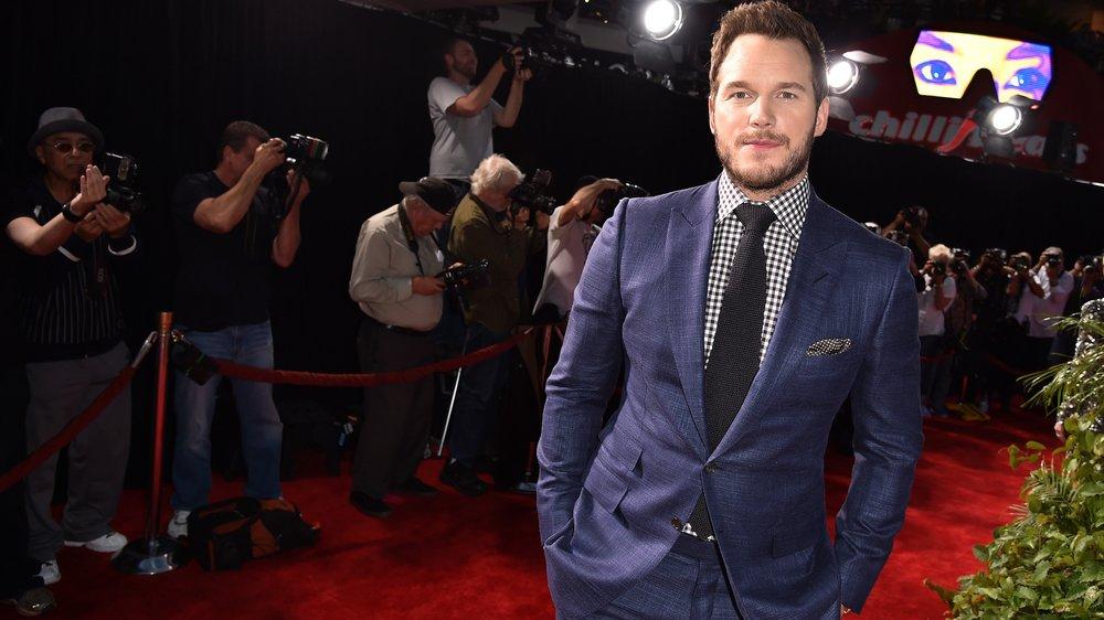 """Chris Pratt steht für """"Jurassic World""""-Fortsetzung bereit!"""