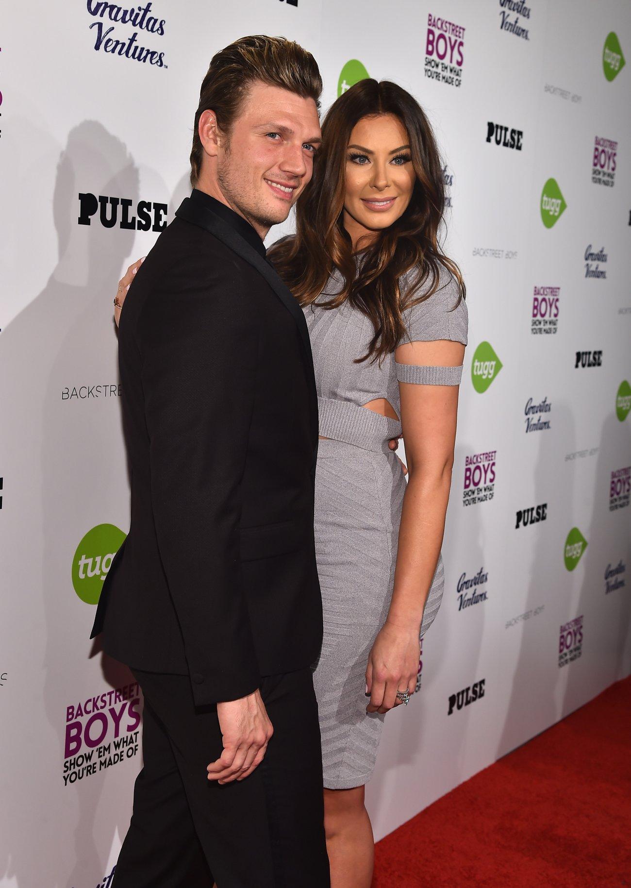 Nick Carter und Lauren Kitt sollen ihr erstes Baby erwarten