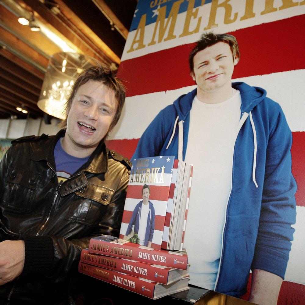 Jamie Oliver ist Opfer von Krawallen