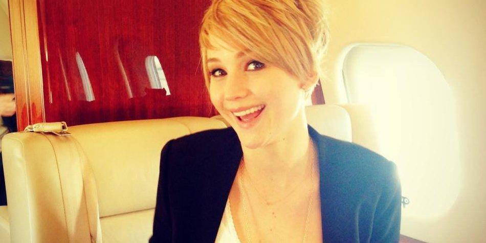 Jennifer Lawrence trägt jetzt einen Pixie