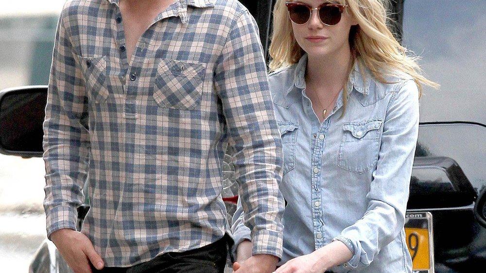 Emma Stone: Großes Lob von Andrew Garfield!
