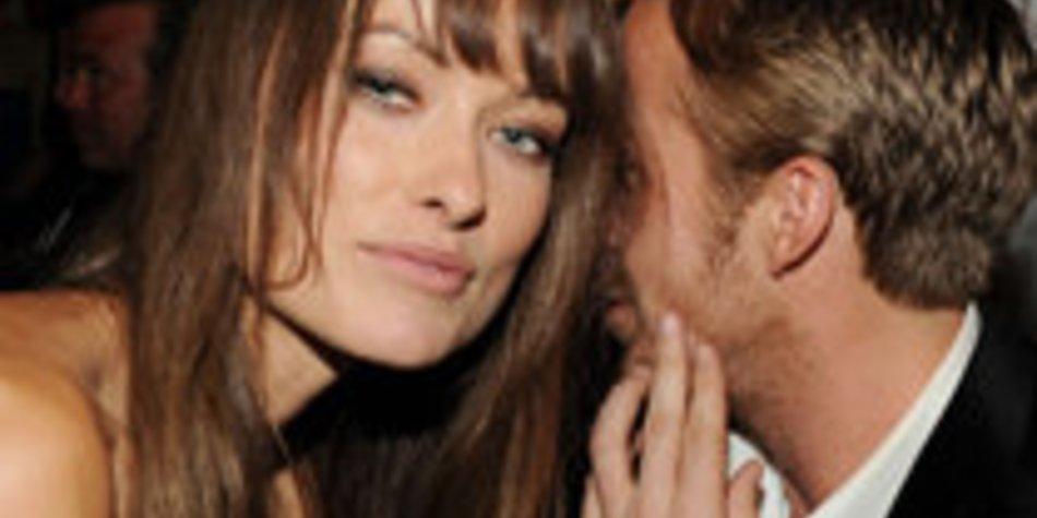 Ryan Gosling: Datet er Olivia Wilde?