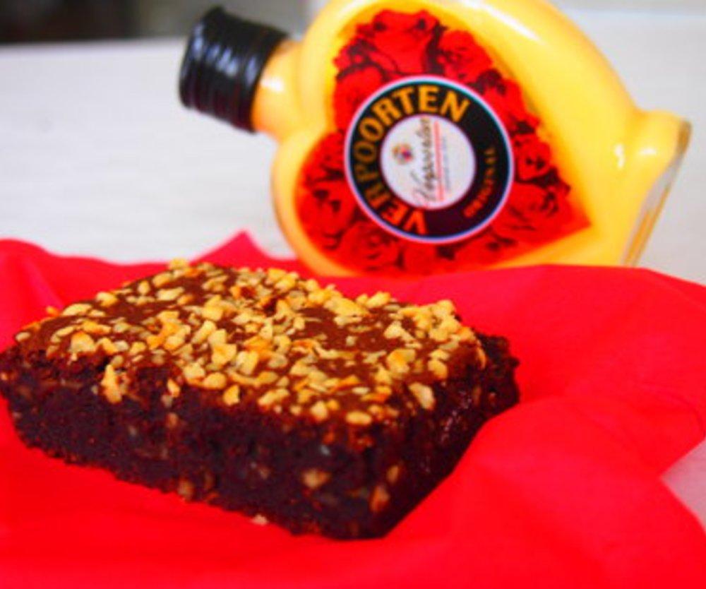 Brownies mit Umdrehungen
