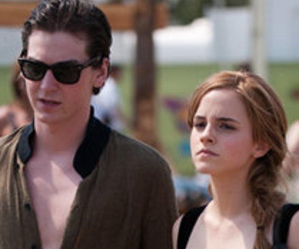 Emma Watson: Spaß auf dem Glastonbury Festival