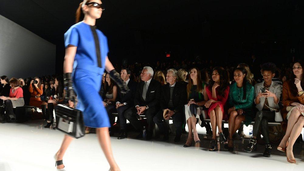 Michael Kors auf der New York Fashion Week 2013
